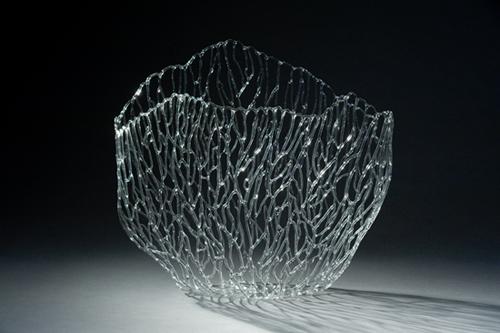 Glass Coral Skeleton